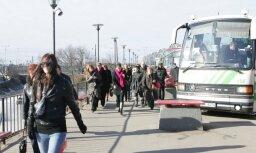 Autotransporta direkcija plāno palielināt kontroļu skaitu autobusos arī šogad