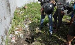 Четверо иностранцев прокопали тоннель и сбежали из тюрьмы на Бали