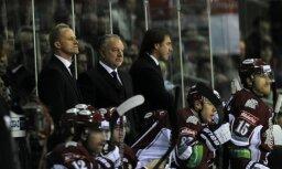 Rīgas 'Dinamo' nevienā no piecām KHL sezonām oktobrī nav spīdējuši ar izcilu sniegumu
