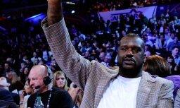 Kopā ar Valteru FIBA Slavas zālē tiks uzņemti arī O'Nīls un Kukočs