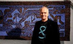 Atklāta tekstilmākslinieka Egila Rozenberga personālizstāde 'Transfigurācija'