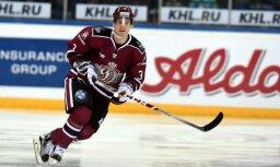 Rīgas 'Dinamo' ar desmit hokejistiem noslēdz pārbaudes laika līgumus