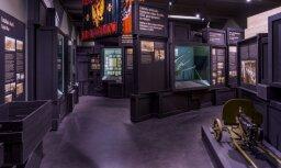 Kara muzejs saņēmis prestižu Eiropas dizaina balvu