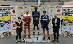 Ķiksim triumfs un otrā vieta UCI elites treka sacensībās Beļģijā