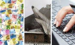 16 января. Финский эксперимент, авиакатастрофа под Бишкеком, изменения в использовании интернет-банков