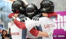 Latvijai Phjončhanas olimpiskajās spēlēs prognozē zelta un sudraba medaļu