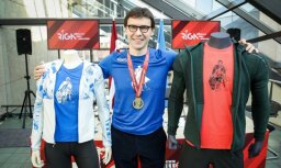 'Lattelecom' Rīgas maratons: Latvijas simtgades svētku izskriešana ar Mildu medaļā un Gustavu Kluci dizainā