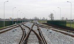 Latgalē vilcienu satiksmei slēgts posms starp Rēzekni un Kārsavu