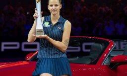 WTA izvēlējusies aprīļa turnīru smukāk tērptās tenisistes