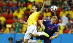 Голландия оставила бразильцев на домашнем ЧМ даже без бронзы