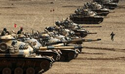 """Турция: одна из задач в Сирии— помешать созданию """"курдского коридора"""""""