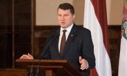 Президент Латвии: Налоговая реформа — одна из важнейших за 25 лет независимости