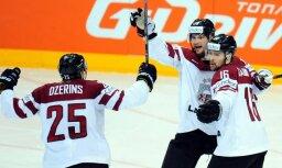 Latvijas hokeja izlase saglabā vietu pasaules čempionāta elitē
