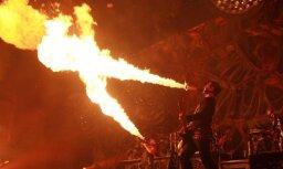 'Baltā apkaklīte' atvaļinājumā. Viestura Buivida 10 Top 10 – 'Rammstein'