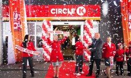 Noslēgusies pāreja no 'Statoil' uz 'Circle K' zīmolu