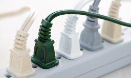 Без электричества еще остаются более 5 тысяч клиентов Sadales tīkls