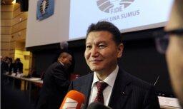 Skandāls Starptautiskajā Šaha federācijā: mēģina gāzt tās prezidentu