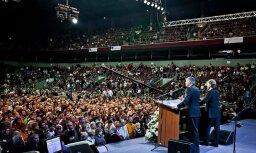 'Cerības festivāls' pulcē 38 000 cilvēku