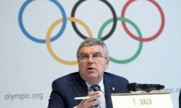 International Olympic Committee, IOC, President Thomas Bach
