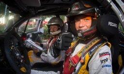 Seskam otrs ātrākais rezultāts savā klasē pēc pirmā ātrumposma WRC debijā