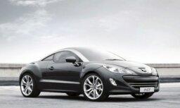 'Peugeot RCZ' sērijveida sportiskā kupeja