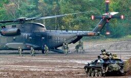 Министр обороны ФРГ просит для бундесвера еще 25 млн евро