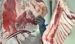 LOSP: Latvijas kautuves ir orientētas uz zemākas kvalitātes liellopu gaļas piedāvājumu