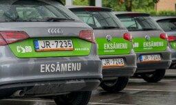 Без тысячи евро не приходите. Как теперь получить водительские права в Латвии