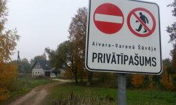 Nepārprotama ceļa zīme