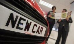 'Peugeot' prognozē arī turpmāku kritumu Latvijas auto tirgū