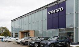 Rīgā tiks atklāts atjaunotais 'Volvo' autosalons