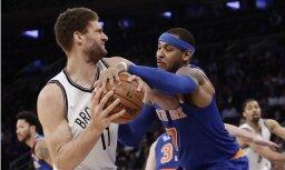 'Lakers' un 'Nets' veic svarīgu spēlētāju maiņu