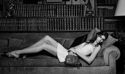 Sašutumu raisa 'Chanel' reklāma ar Kroufordes nepilngadīgo meitu