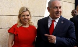 Izraēlas prokuratūra Netanjahu sievu apsūdz krāpnieciskās darbībās