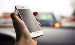 Читательница: LMT потребовал за скол на экране телефона почти 600 евро