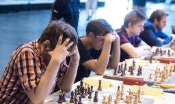 'RTU Open 2018' uzvar armēņu lielmeistars, Latvijas šahisti paliek nepārspēti B turnīrā