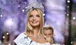 Foto: Kronēta Krievijas skaistākā meitene