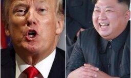 Трамп против Кима: США усиливают санкции против КНДР
