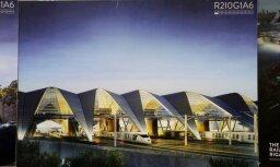 Gatavojas 'Rail Baltica' stacijas būvprojekta izstrādei lidostā 'Rīga'. Video tiešraide noslēgusies