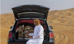 'Bentley' radījis 'Bentayga' apvidnieku speciāli piekūnu īpašniekiem