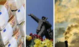 26 апреля. Штраф за картельный сговор, протест против празднования 9 мая, ситуация с промышленностью Латвии