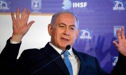 Izraēla bombardējusi Irānas atbalstītos kaujiniekus Sīrijā, paziņojis Netanjahu