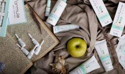 A/S Dzintars attīsta un paplašina dabiskās pharma cosmetic līnijas Future Formula SOS produktu klāstu