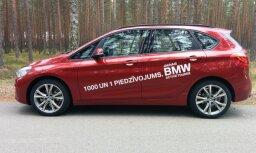 Революция по-баварски: тест-драйв переднеприводного BMW 218d