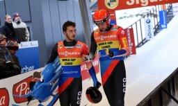 Brāļi Šici un Gudramovičs/Kalniņš izcīna medaļas Eiropas čempionāta Sprinta kausā