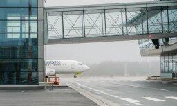 Lidosta 'Rīga' pērn apkalpojusi rekordlielu pasažieru skaitu
