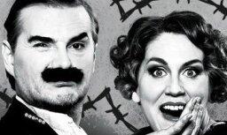 Rīgā izrādīs 'Teātra TT' iestudējumu 'Cabaret Siberia'