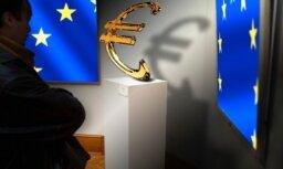 В ЕС три страны с растущей экономикой, Латвия— лидер по обвалу