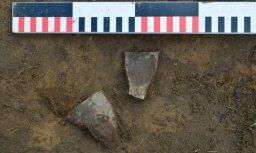 Ar atklājumu noslēdzas arheoloģiskie izrakumi 'Bisnieku' viensētā