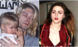 Foto: Kā tagad izskatās Kurta Kobeina vienīgā meita